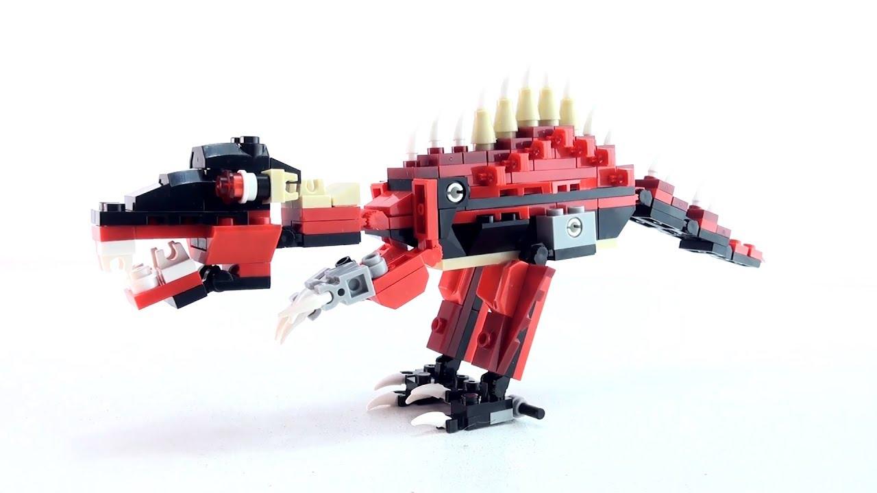 Spinosaurus lego compatible dinosaur dinosaur creator surprise egg dinosaurs speed build - Lego dinosaurs spinosaurus ...