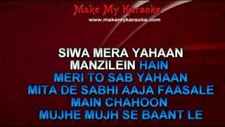 Zack Night Mashup Karaoke