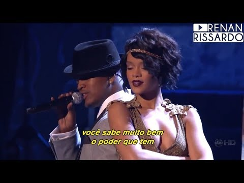 Rihanna ft. Ne-Yo - Umbrella & Hate That I Love You (Tradução)