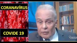 Palestra Do Dr Lair Ribeiro Sobre O CORANAVÍRUS   COVID19