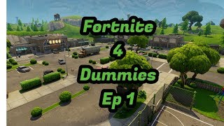 Black Guy Trying To Be The Best At Fortnite | Fortnite 4 Dummies Ep 1