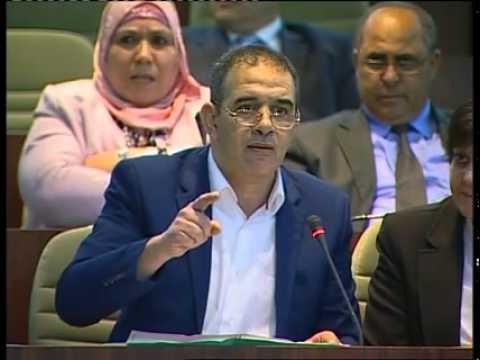 مداخلة السيد نائب عن حزب جبهة التحرير الوطني الياس سعدي  حول قانون العقوبات