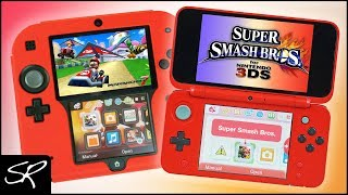 Nintendo 2DS vs New 2DS XL Comparison (2018) | Which is the BEST Buy?