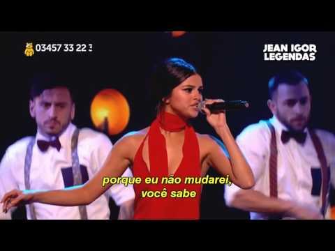 Selena Gomez - Same Old Love (Legendado-Tradução) [LIVE]