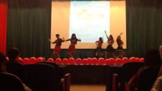 f(x) 에프엑스 - RUM PUM PUM PUM (첫 사랑니) DANCE COVER BY RIOTRIC