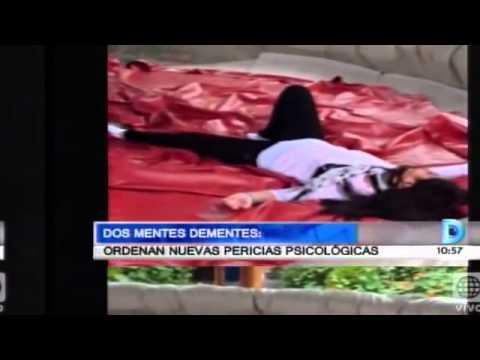 PSIC LIZBETH CUEVA - PROGRAMA DOMINGO AL DIA - DOS MENTES DEMENTES
