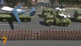 Военный парад в Пекине