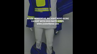 CSC WORKWEAR www.cscworkwear.com FR Coveralls