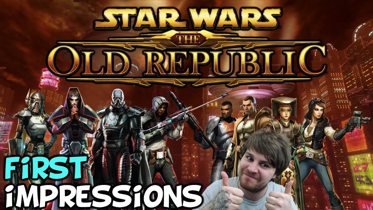 STAR WARS: The Old Republic - Is this game still worth ...