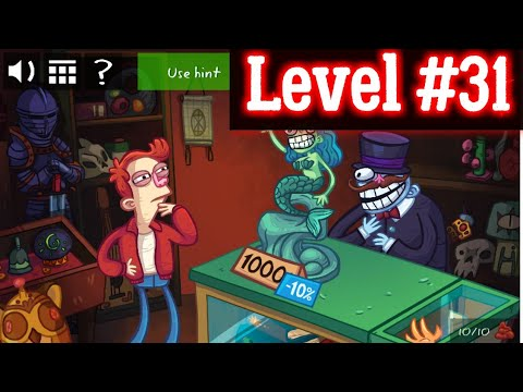 Troll Face Quest Internet Memes Level 31 Solution Android