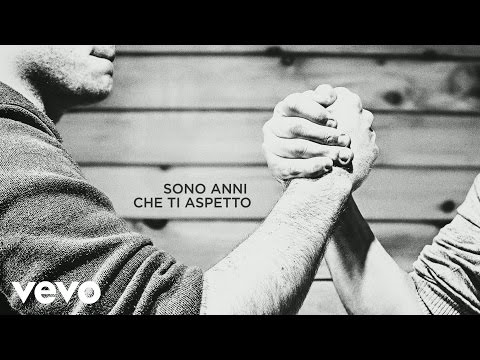 Fabrizio Moro - Sono anni che ti aspetto (lyric video)