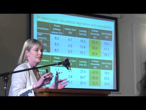 'The Evaluation of the DEIS Programme' Dr Susan Weir, Research Fellow