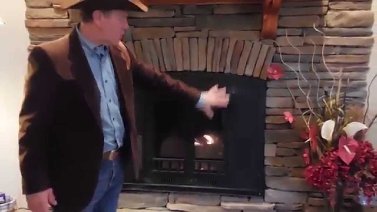 obadiah u0027s fireplace conversion system youtube