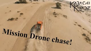 Mission Jeep Chase @ Pakistan Cholistan Desert Rally 2020! (Drone Edition)