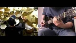 InFlames - Resin [guitar&drums]