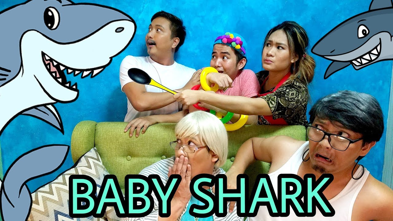 BABY SHARK A Cappella Cover by Acapellago - YouTube