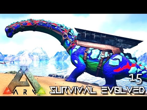 ARK: SURVIVAL EVOLVED - NEW TITANOSAUR TAMING & WYVERN EGGS !!! E15 (MODDED ARK PUGNACIA DINOS)