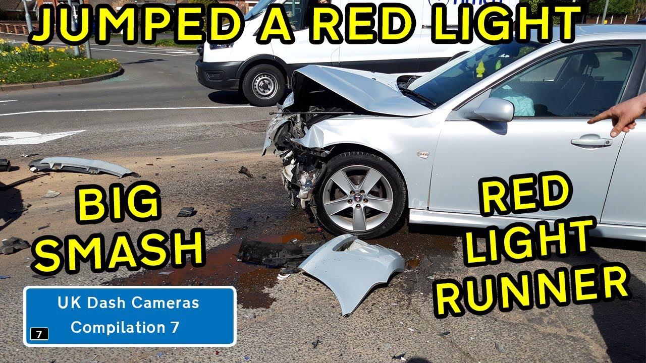 UK Dash Cameras - Compilation 7 - 2021 Bad Drivers, Crashes & Close Calls
