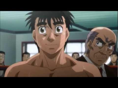The Biggest Fight - Ippo Makunouchi v/s Ricardo Martínez HD (Japonés, Subtitulos Español)