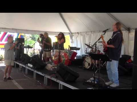 Peace Love Etc performs Rolling Stones