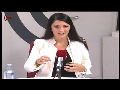 Federico Jiménez Losantos entrevista a Macarena Olona en 'Es la Mañana'
