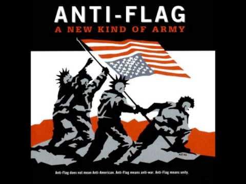 Anti Flag - Tearing Everyone Down