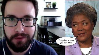 CNN FIRED Donna Brazile—DNC Should Too!