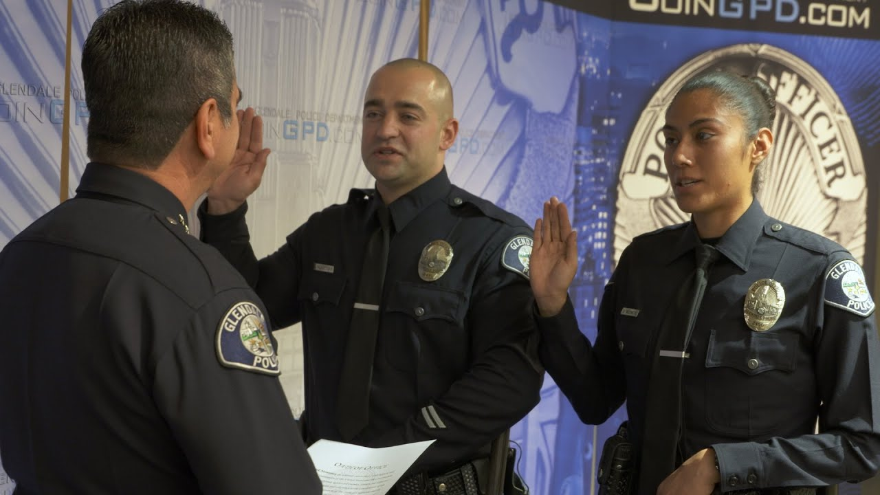 Glendale Police: 2015 Year End Review - YouTube