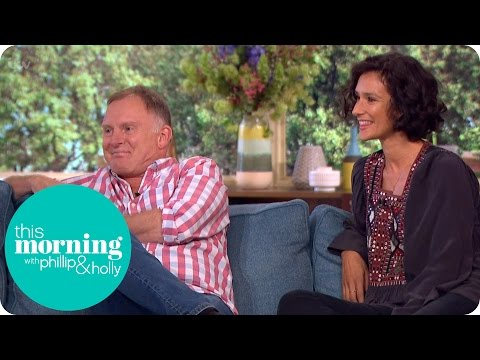 Robert Glenister And Indira Varma On New Conspiracy Thriller Paranoid  This Morning