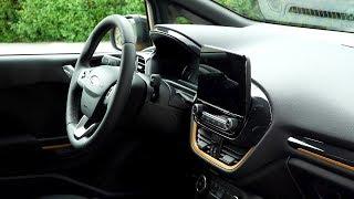 2018 Ford Fiesta Active - Interior