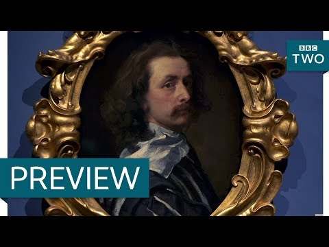 The secrets of a van Dyck portrait - Charles I's Treasures Reunited - BBC Two