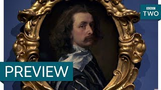 The secrets of a van Dyck portrait - Charles I's Treasures Reunited - BBC Two