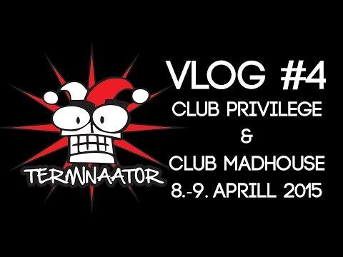 Terminaator VLOG #4 8.-9.  aprill 2016 Kuressaare - Rapla
