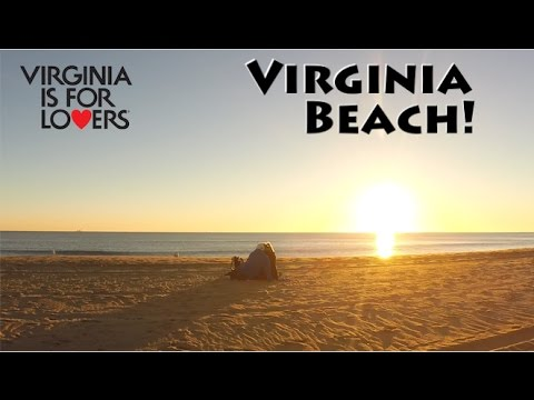 Something Special Happens at Virginia Beach...