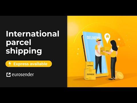 Worldwide Shipping Services | We ship any size anywhere | Eurosender