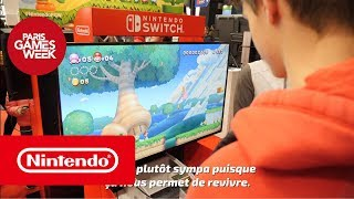 New Super Mario Bros. U Deluxe@PGW
