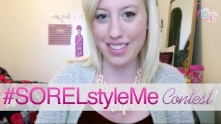 #SORELstyleME Contest + OOTD Video! Thumbnail