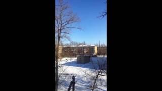 Донецк, Октябрьский обстрел 31.01.17