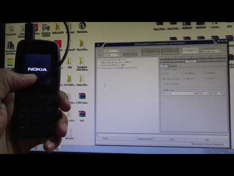 Nokia 106 phone lock remove ( TA-1114DS )