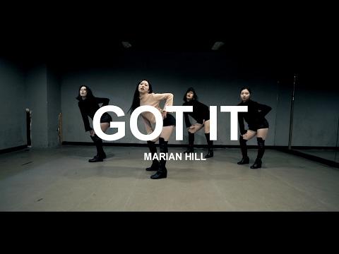 GOT IT - MARIAN HILL / CHOREOGRAPHY - Soi JANG