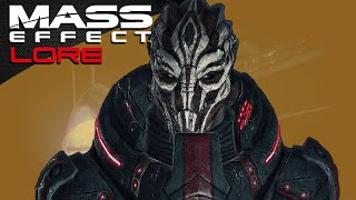 Mass Effect Lore: The First Contact War