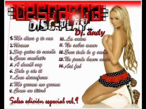Salsa Edicion Especial Vol. 9 - DESCARGA DISCPLAY .