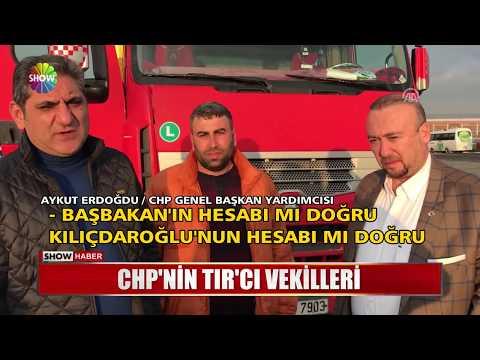 CHP'nin Tır'cı Vekilleri