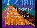 David Hockney Royal Academy 2012