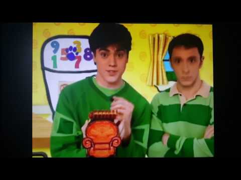 Blue's Clues How To Draw Numbers