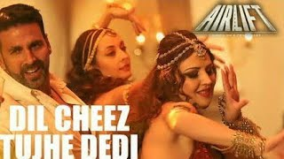 Dil❤️Cheez Tujhe Dedii Live Dance and Performance