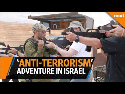 Israeli firm offers \'anti-terrorism\' adventure to tourists