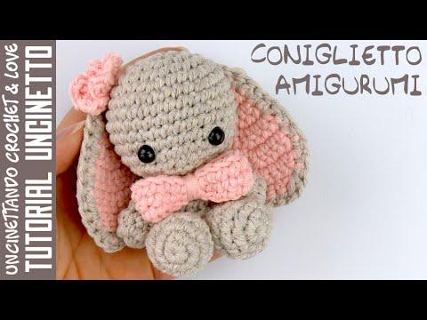 Crochet Amigurumi Mouse With Video Tutorial   360x480
