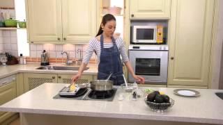 モデルの道端カレンさんが、メキシコ産アボカドを使ったレシピに挑戦! ...