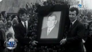 TVR 60: În anii comunismului, TVR a transmis 3 funeralii